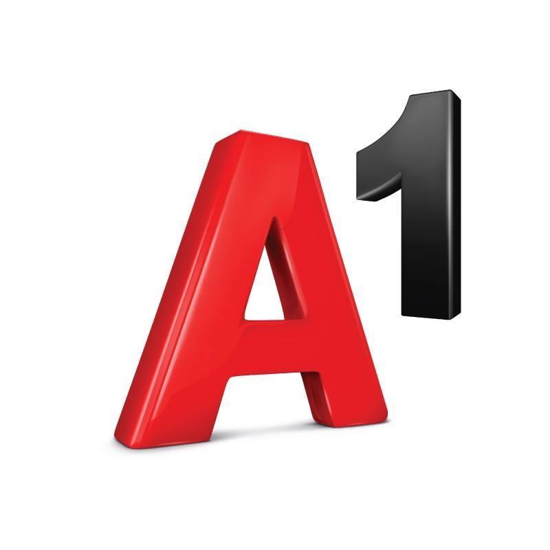 Лого на А1 БЪЛГАРИЯ