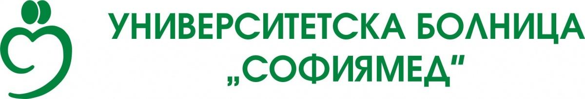 Лого на УНИВЕРСИТЕТСКА МНОГОПРОФИЛНА БОЛНИЦА ЗА АКТИВНО ЛЕЧЕНИЕ СОФИЯМЕД