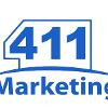 Лого на 411 МАРКЕТИНГ