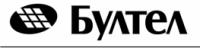 Лого на БУЛТЕЛ