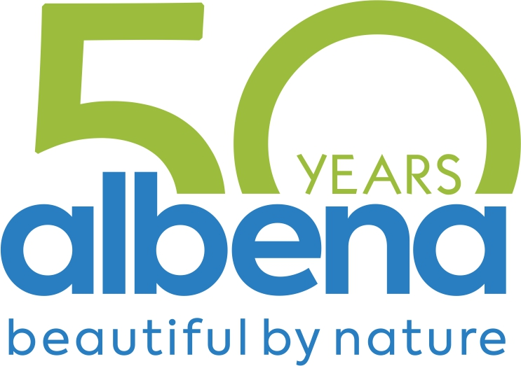 Лого на АЛБЕНА